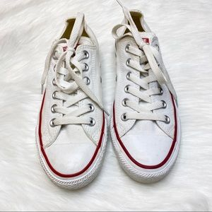 Converse All Star Low Top Sneakers Size 7